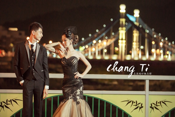長隄提供您專業服務、客製化婚紗攝影 紀錄您們美好的幸福回憶