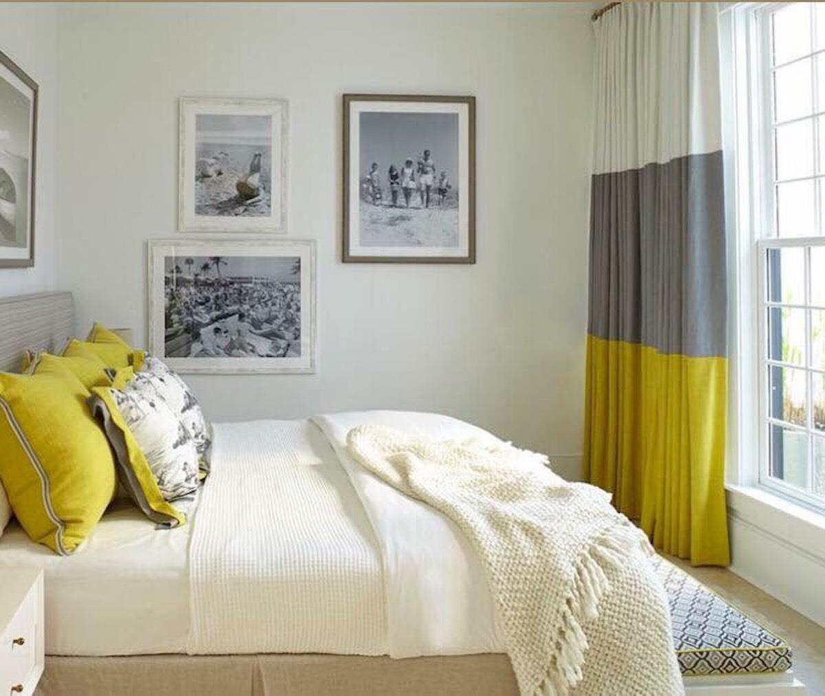臥室窗簾選購小祕技 擁抱室內美好光影