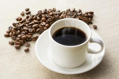 走味咖啡豆