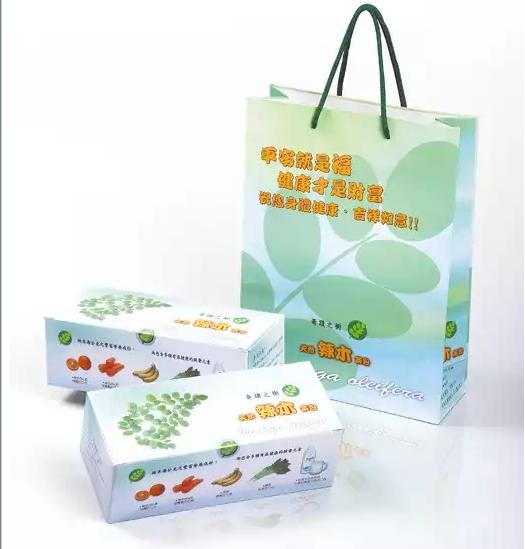 辣木茶包-小禮袋裝(內含2盒)