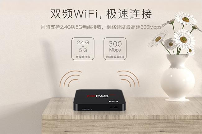 EVPAD PRO+ 加贈一支無線滑鼠